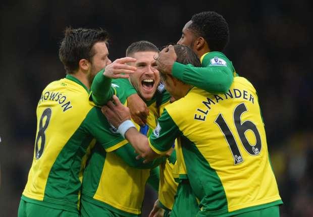 Norwich deserved to beat Swansea - Hughton