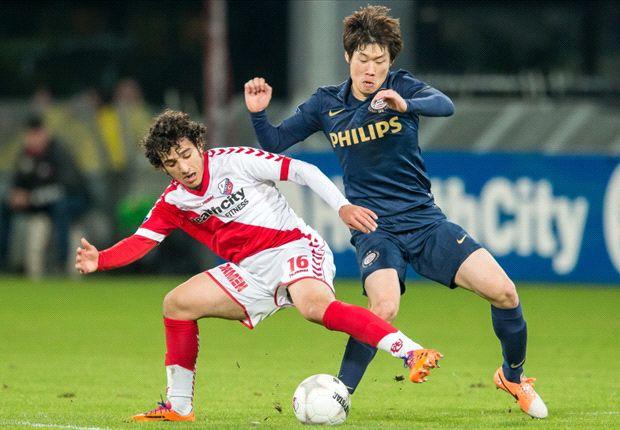 PSV legt Utrecht in eerste helft op pijnbank