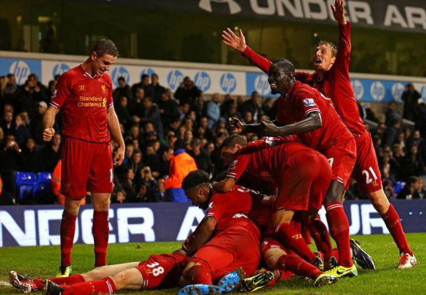 Rampant Liverpool put Champions League rivals on red alert with demolition of Tottenham