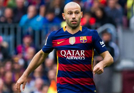Why Barca didn't let Mascherano leave