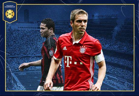 LIVE: Bayern Munich v Milan