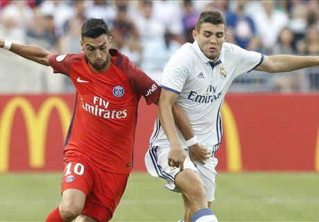 PSG Permalukan Real Madrid
