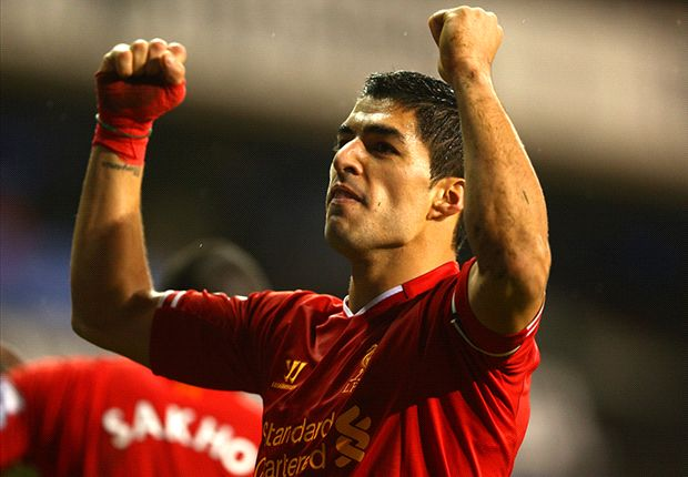 Too early to judge Liverpool title credentials, says Suarez