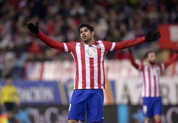 Atletico Madrid 3-0 Valencia: Costa strikes twice in second-half salvo