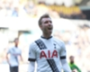 Eriksen 'feeling much better' and ready for action