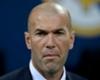 Zidane: Madrid loss unacceptable