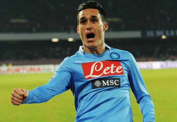 Inter win was so important - Callejon