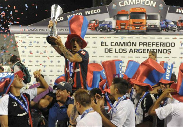 San Lorenzo crowned Torneo Inicial champions