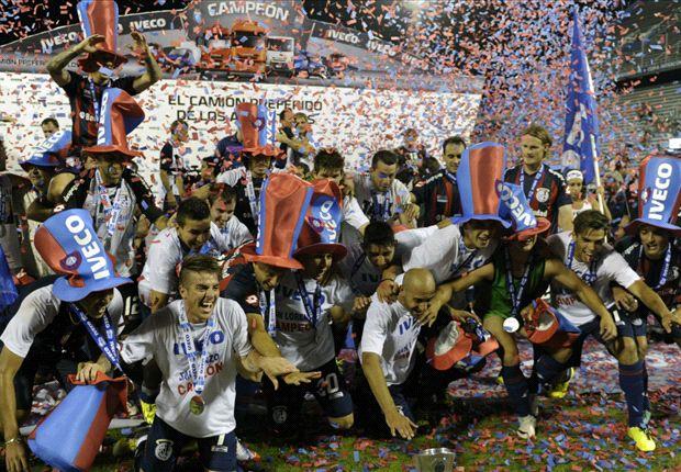 San Lorenzo será el defensor del título.