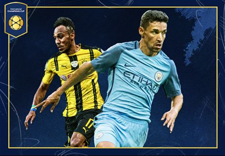 LIVE: Dortmund vs City