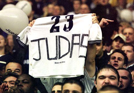 Higuain e i grandi 'tradimenti' nel calcio