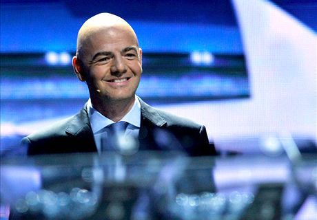 Infantino on roadmap for Indian football