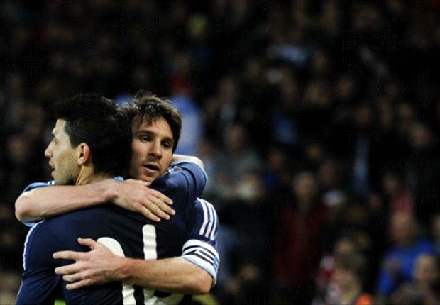 Leo y Kun, dos amigos que serán rivales