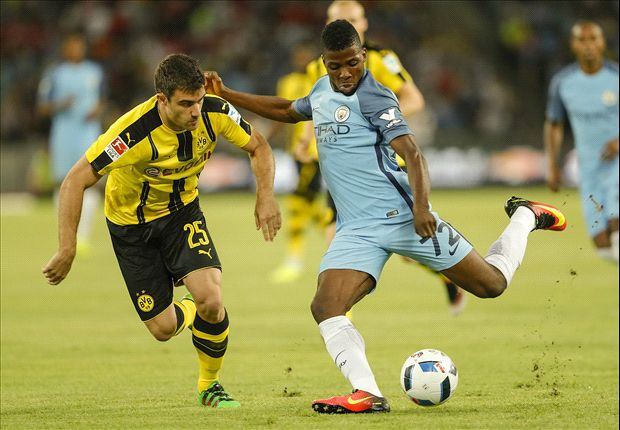 Manchester City draw Steaua in Champions League playoff