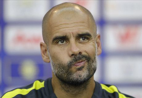 Guardiola: City wants Sane and Stones