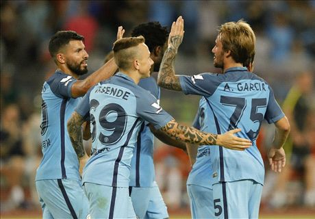 Man City claim shoot-out victory