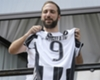 Higuain out to emulate Del Piero at Juventus