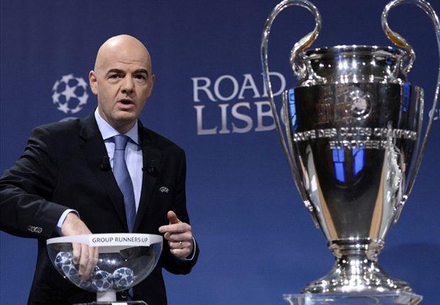 PREVIEW Undian Perempat-Final Liga Champions 2013/14