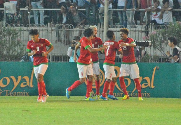 Indonesia knocks out hosts Myanmar to seal semi-final place