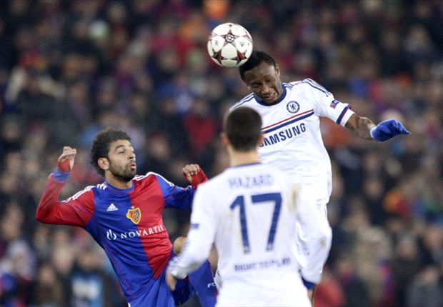 Mikel expects tough Champions League test against Galatasaray