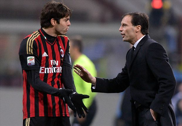 Allegri: Better times ahead for AC Milan