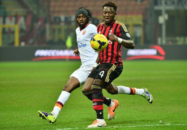 AC Milan & AS Roma Sama Kuat Di San Siro
