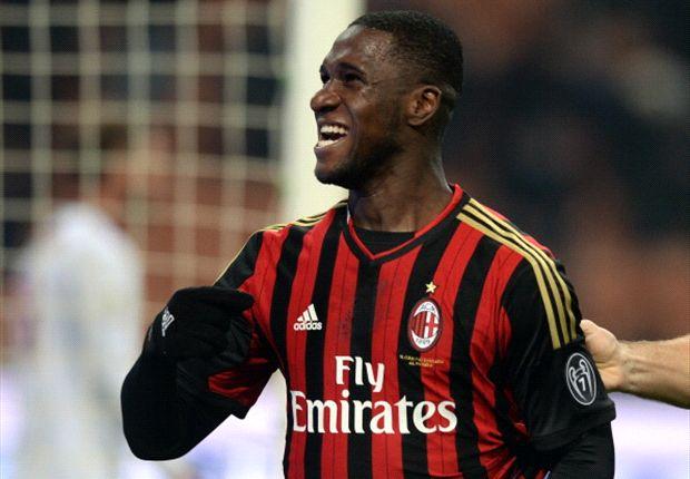 AC Milan 2-2 Roma: Muntari denies Giallorossi