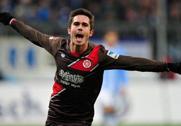 St. Pauli kratzt am Aufstieg - Sieg bei 1860 München!