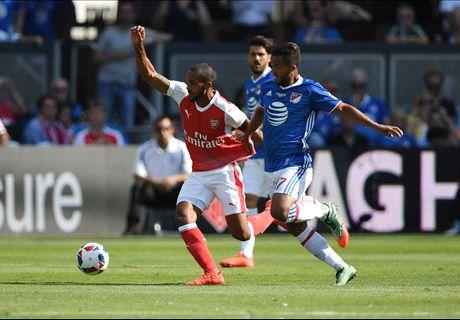 LIVE: MLS All-Stars 1-2 Arsenal