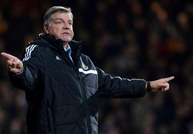 Allardyce not fearing West Ham sack