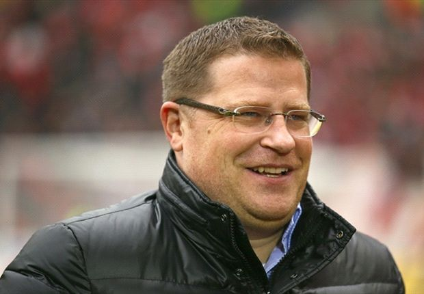 Kann zufrieden sein mit der Hinrunde: Mönchengladbachs Sportdirektor Max Eberl