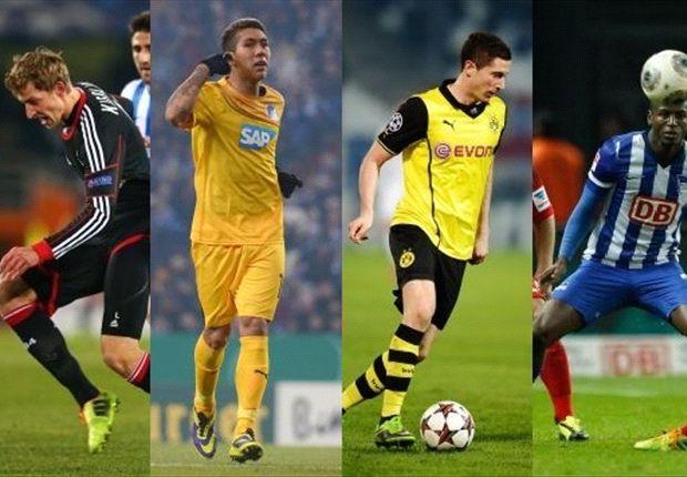 Wer trifft am 17. Spieltag der Bundesliga?