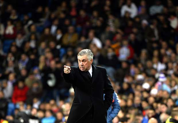 Rotation hindered Madrid, says Ancelotti
