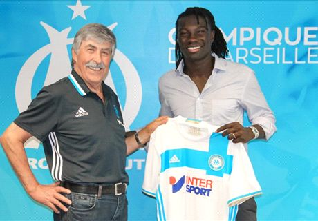 Gomis joins Marseille