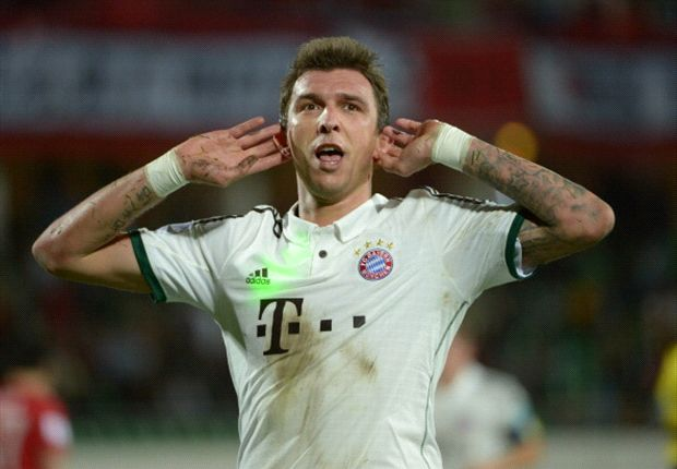 Guardiola undecided on Mandzukic