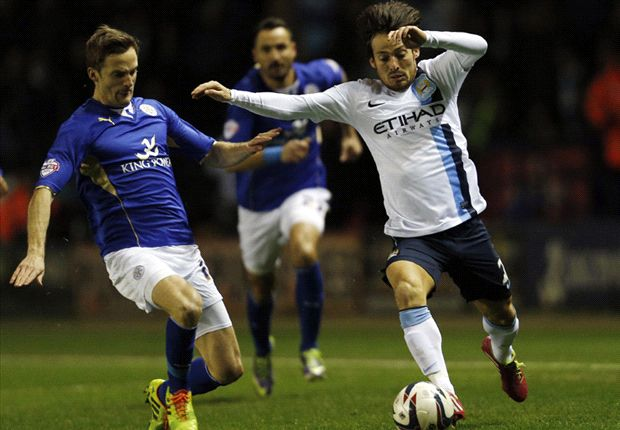 Manchester City se clasificó para las semifinales de la Capital One Cup.