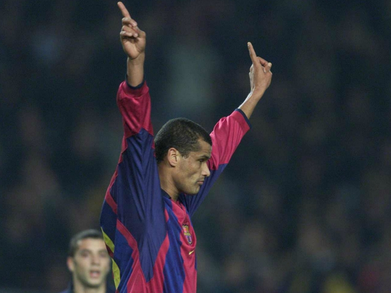 Rivaldo: Manchester United tried to sign me from Barcelona!