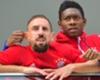 Alaba trollea de nuevo a Ribéry