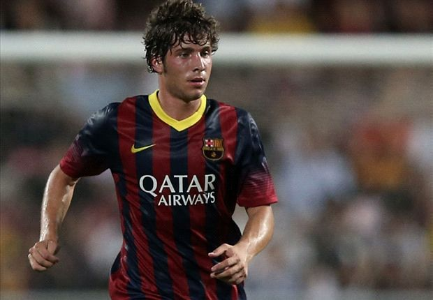 I'd be happy to just be a small part of the player Xavi is - Sergi Roberto