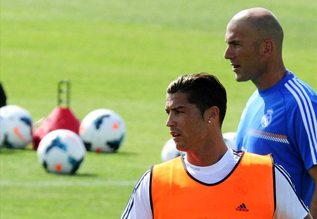 Ronaldo reveals Zidane admiration