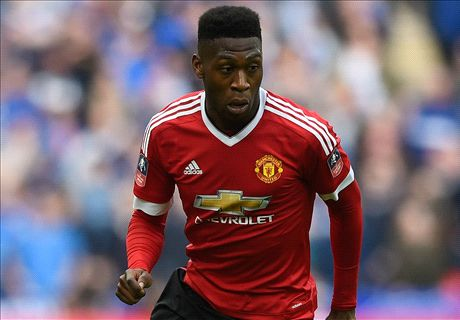 'Fosu-Mensah is staying at Man Utd'