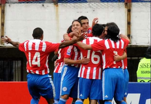 Paraguay Umumkan 23 Pemain Ke Piala Dunia
