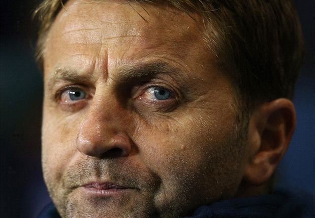 Sherwood eyes permanent Tottenham role