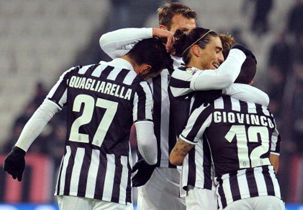 Juventus 3-0 Avellino: Bianconeri set up Roma or Sampdoria clash