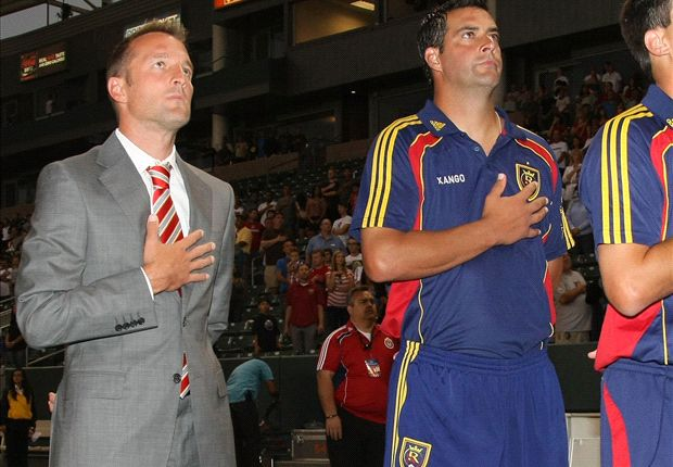 Jeff Cassar limiting change at Real Salt Lake