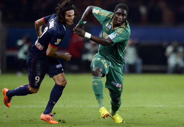 Paris Saint-Germain 2-1 Saint-Etienne (AET): Cavani snatches extra-time winner