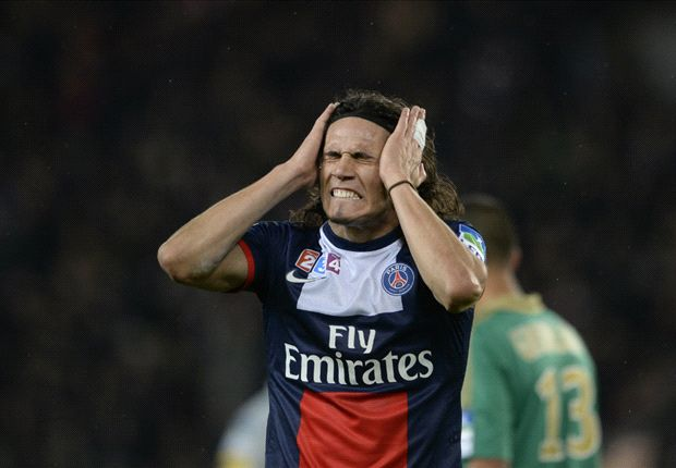 Paris Saint-Germain-Lille Preview: Cavani a doubt for top-of-the-table clash
