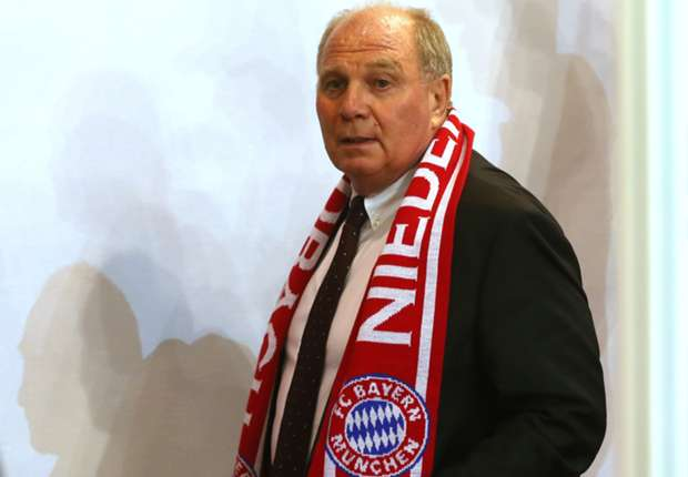 Bayern Munich are the best in the world, says club president Hoeness