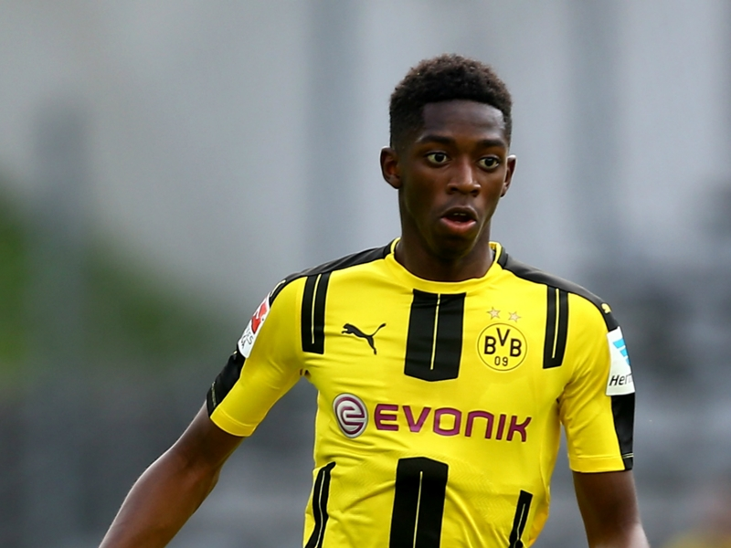 'He's in a league of his own' - Ex-Bayern man Herzog urges club to move for Dortmund's Dembele