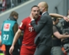 Ribery told off over Guardiola dig